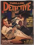 Thrilling Detective Jun 1947  Carroll John Daly Race Williams