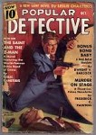 Popular Detective Oct 1937 Charteris, Painton, Babcock, Cummings