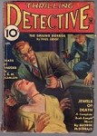 Thrilling Detective Apr 1935 strangulation assault cvr art