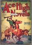 Ace-High Novels Jul 1932 Mitchell, Lucas, Roan, Crump