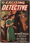 Exciting Detective Mar 1941 Hugh Clevely, G.T. Fleming-Roberts
