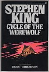 Cycle of the Werewolf by Stephen King (Trade Paperback)
