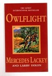OwlFlight by Mercedes Lackey (First UK Edition) File Copy