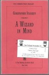 A Wizard in Mind by Christopher Stasheff (Uncorrected Proof)