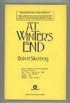 At Winter's End by Robert Silverberg