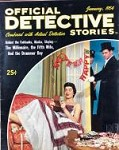 Official Detective Stories January 1954