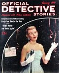 Official Detective Stories January 1956: Colorado Airliner Bombing