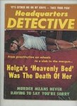 Headquarters Detective Sep 1975 Bondage Cover, Soapy Smith Story